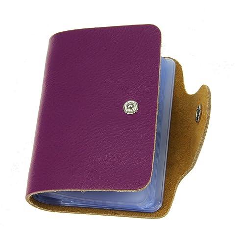 7b916d6dc5dcc Liying Versatile Soft Premium Leather Wallets Credit Card Holder ID  Business Case Purse(Unisex)