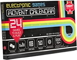Eight Electronic Games Advent Calendar