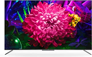 TCL 55 Inch QLED Android Smart UHD TV, 55C715, 1 year Warranty