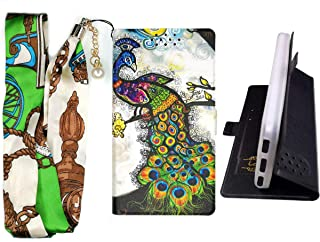 Lovewlb Case for Grid Communications (Sg) Gs6100 Cover Flip PU Leather + Silicone case Fixed KQ