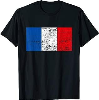 French Flag France Flag Viva La France T-Shirt