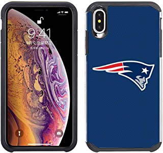 Prime Brands Group Cell Phone Case for Apple iPhone XS Max - New England Patriots
