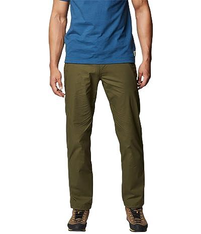 Mountain Hardwear J Treetm Pants (Dark Army) Men