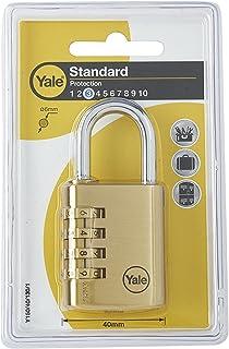 comprar comparacion Yale Y150/40/130/1 Candado de Seguridad de Combinación, 40 mm