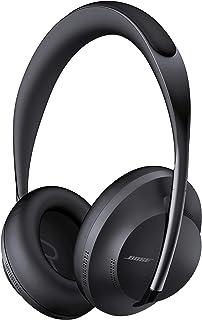 Bose Noise Cancelling Headphones 700 ワイヤレスヘッドホン ノイズキャンセリング Bluetooth 接続 マイク付 最大20時間 再生 タッチ操作 Amazon Alexa搭載 トリプルブラック