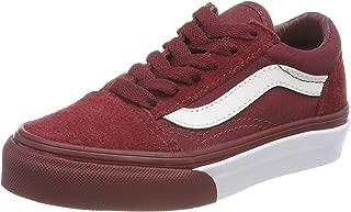 Vans Old Skool (Mono Bumper) Youth Unisex Casual Sneakers