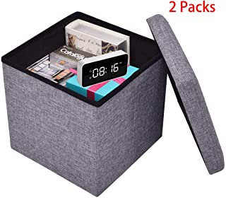 Best cube ottoman with storage Reviews