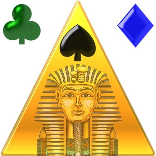 Piramidroid. Jogo de cartas