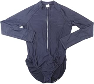 ملابس سباحة سبيدو نسائية بأكمام طويلة قطعة واحدة