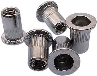 8 mm Installed Length E-Z Lok SK40420 Metric Helical Threaded Insert Kit Pack of 10 304 Stainless Steel M4-0.7 Thread Size
