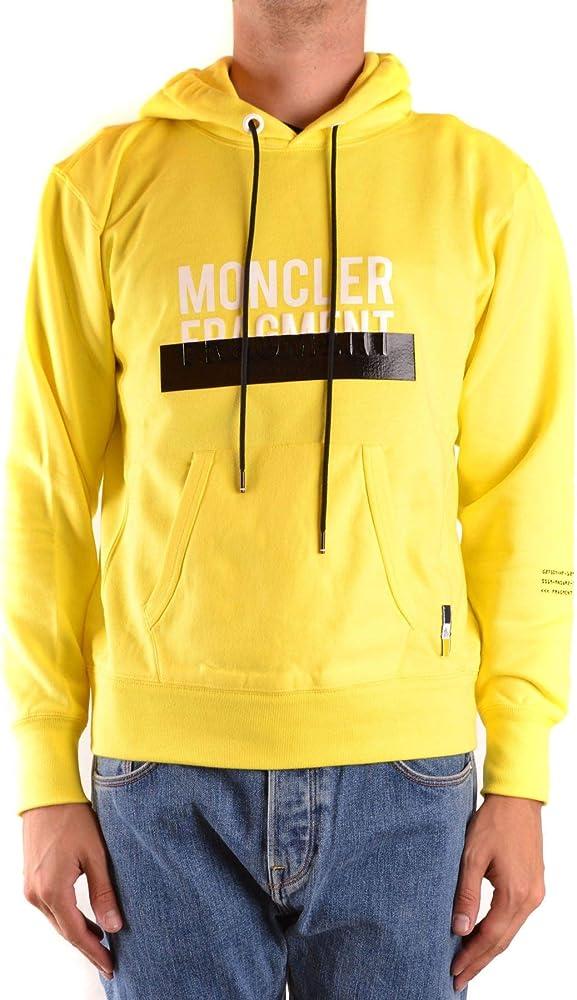 Moncler luxury fashion uomo felpa in cotone 100% MCBI38868