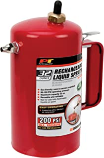 Performance Tool M715 Eco-Friendly Non-Aerosol Reusable Liquid Sprayer