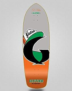 Glutier Surfskate Skate Skateboard Deck California...