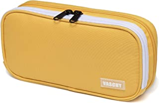 yellow pen case