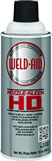 Weld-Aid Nozzle-Kleen Heavy Duty Anti-Spatter Liquid, 15 oz