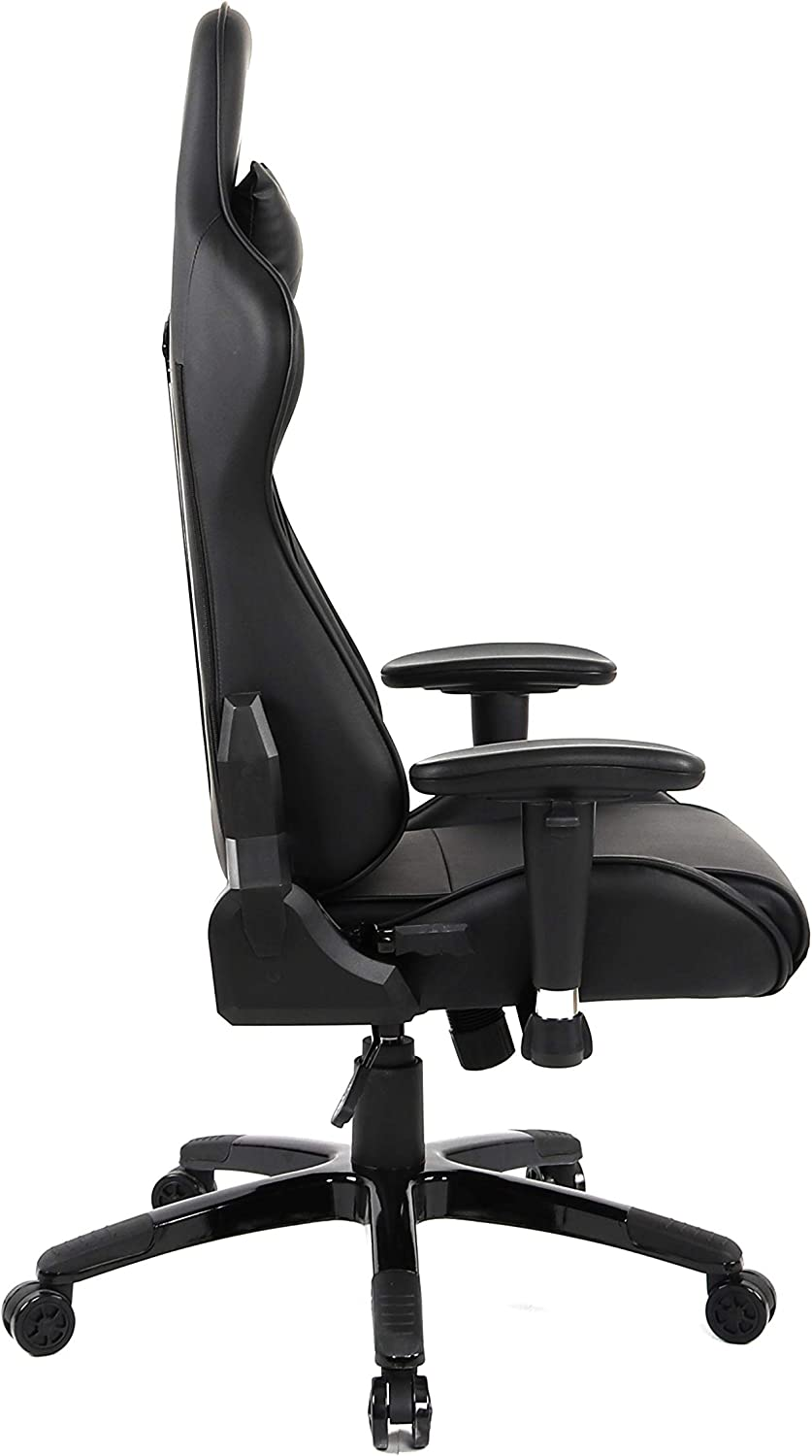 1337 Industries - Chaise Gaming 1337 Gc767/Bc V2 Noir