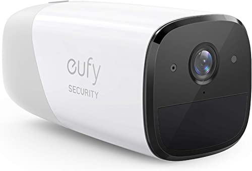 lowest eufy Security, eufyCam 2 Wireless Home Security Add-on Camera, Requires HomeBase 2, 365-Day Battery Life, HomeKit Compatibility, HD 1080p, No high quality popular Monthly Fee (Renewed) online sale