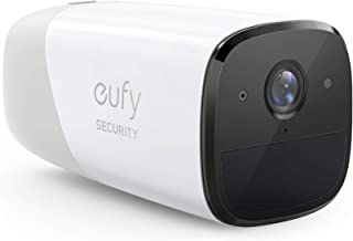 $103 » eufy Security, eufyCam 2 Wireless Home Security Add-on Camera, Requires HomeBase 2, 365-Day Battery Life, HomeKit Compatib...
