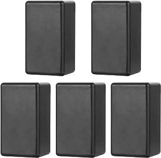 Kcnsieou Bo/îtier /électronique en plastique /étanche et durable Noir 200 x 175 x 70 mm
