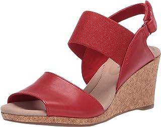 Clarks Women's Lafley Lily Wedge Sandal