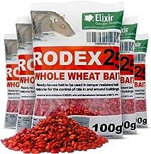 Elixir Gardens  Rat Poison/Killer 1kg Strongest Available Online 10 x 100g Sachets Rodex Rodent Control PRIME