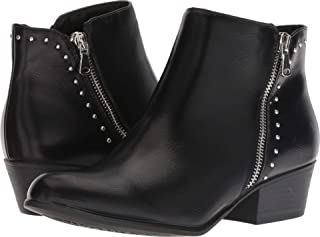 Women's Ankle, Side Zip, Bootie Boot
