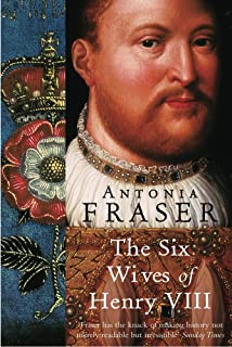 The Six Wives Of Henry VIII (WOMEN IN HISTORY) (English Edition)