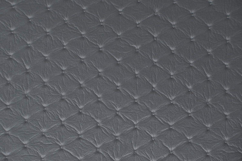Bry-Tech Marine1 Marine Vinyl Upholstery Dark National uniform free shipping Bombing new work Diamon Fabric Gray