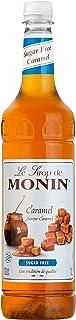 Monin Caramel Syrup 1 Litre