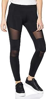 Urban Classics Ladies Tech Mesh Leggings para Mujer
