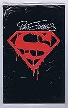 Superman #75 Sealed Black Bag Death of Superman Signed w/COA Dan Jurgens 1993 DC Comics