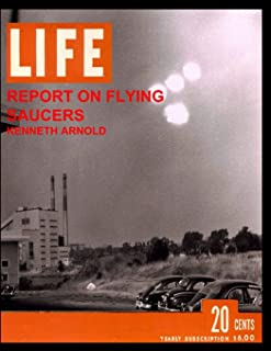 Life: Report on Flying Saucers