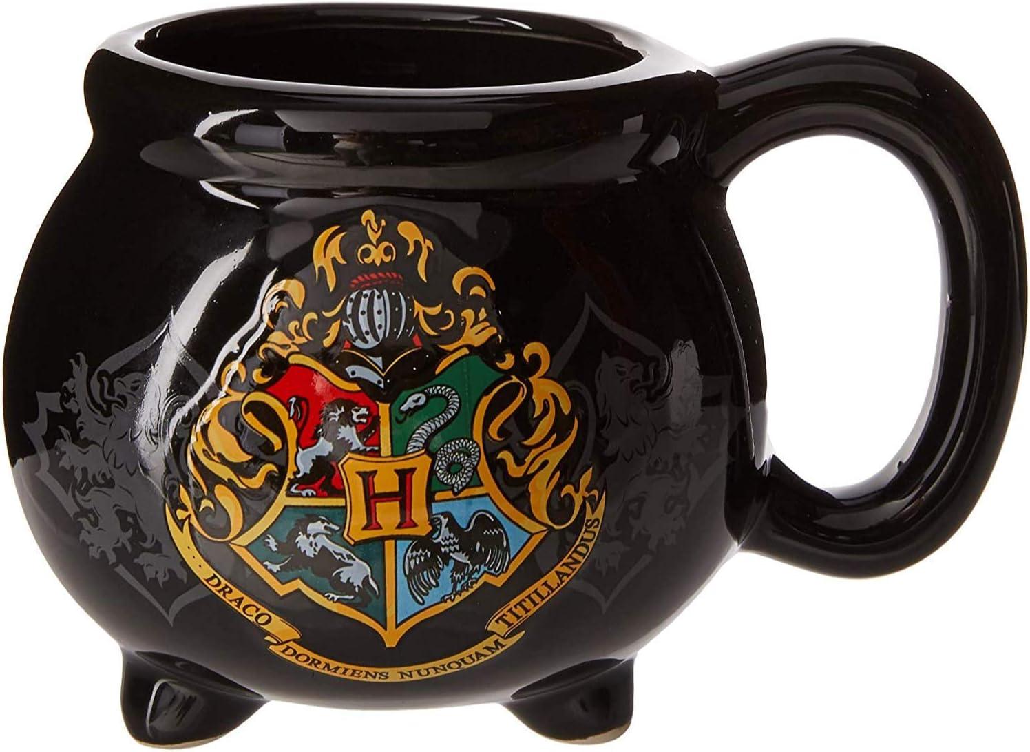 Silver Buffalo Warner Bros Omaha Mall Harry School Crest Potter Ca Hogwarts Large special price !!
