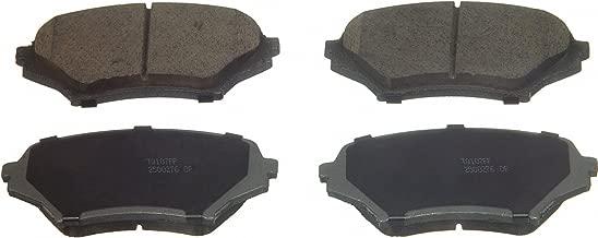 Wagner ThermoQuiet QC1179 Ceramic Disc Pad Set, Front