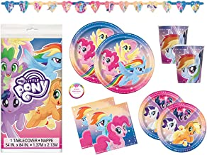 Best cheap my little pony birthday supplies Reviews