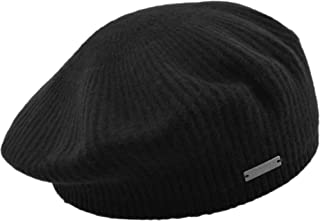 Basco Estivo Bordo Arrotolato Seeberger berretto basco da donna beanie d/´estate berretto lungo