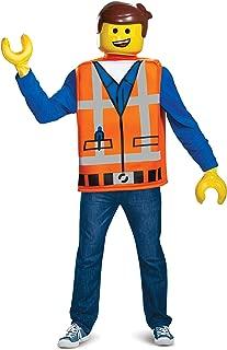 Men's Emmet Adult Costume