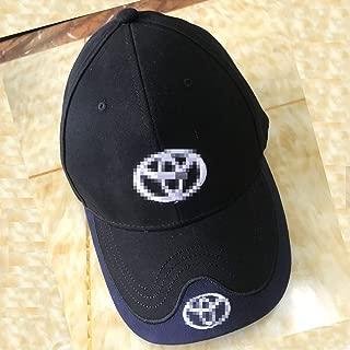 Best black toyota hat Reviews