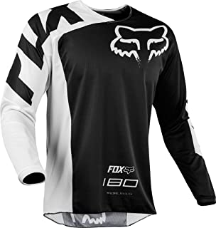 Mens Black /& White /& Grey 4X-Large//44W Motocross Off-Road Dirt Bike Jersey /& Pant Fly Racing 2019 F-16 MX Riding Gear Combo Set