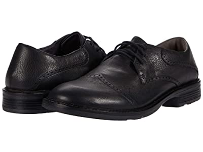Naot Leader (Soft Black Leather) Men