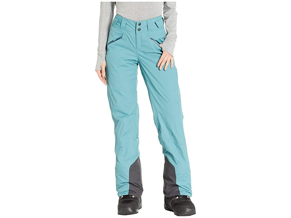 Mountain Hardwear Link Insulated Pants (Lakeshore Blue) Women