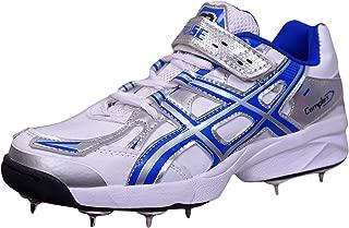 ProAse Men's White Cricket Shoes Size -