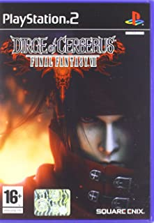 PS2 - Dirge of Cerberus Final Fantasy VII - [PAL EU]