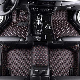 Mercedes-Benz AMG Original Kit 4 Piezas Terciopelo Alfombrillas Negro con Rojo Ziernath//Reborde X 117 Cla Furgoneta Volante a la Izquierda