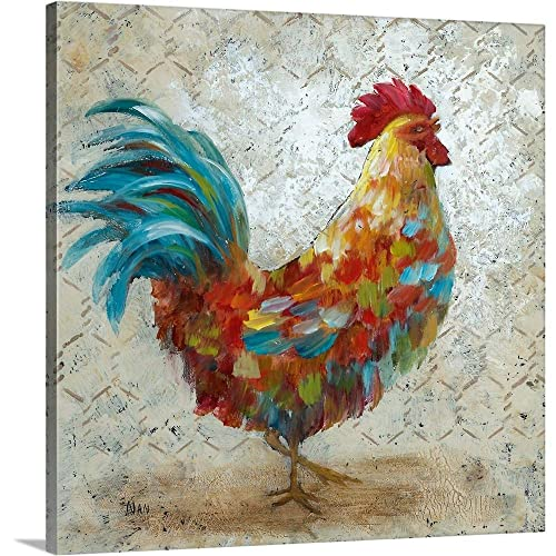 Farm Animal Canvas Wall Art: Amazon.com