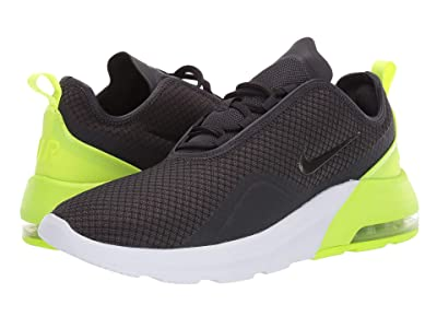 Nike Air Max Motion 2 (Oil Grey/Metallic Dark Grey/Volt) Men