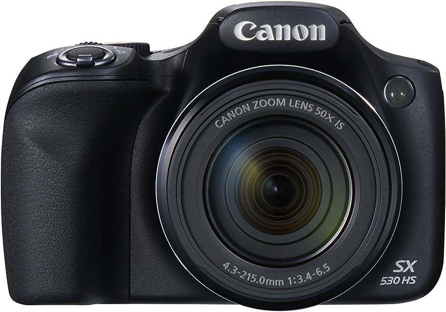 Cámara Digital Canon SX530 HS PowerShot Point and Shoot