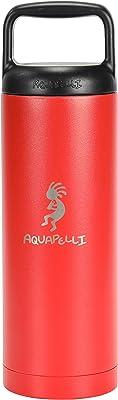 Aquapelli Vacuum Insulated Water Bottle, 18 Ounces