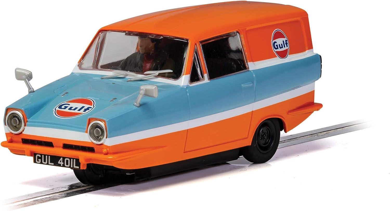 Scalextric 初売り C4193 Slot Car Edition Gulf マーケット 1:32