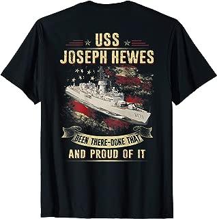 Best uss joseph hewes de 1078 Reviews